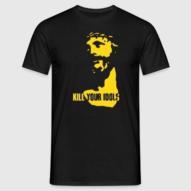 Kill your idols - Men's T-Shirt