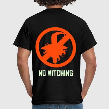 NO WITCHES! - Men's T-Shirt