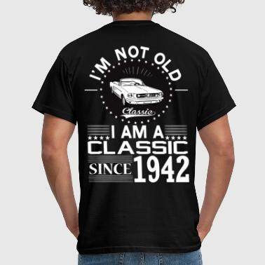 Classic since 1942 - Men's T-Shirt
