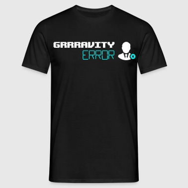 T-shirt Grrravity - T-shirt Homme
