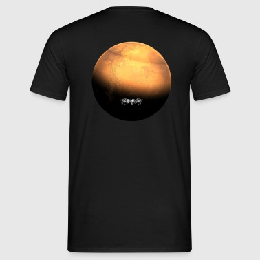 MARS Planet - T-shirt Homme