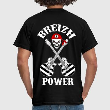 Breizh Rock'n'Roll power 01 - T-shirt Homme
