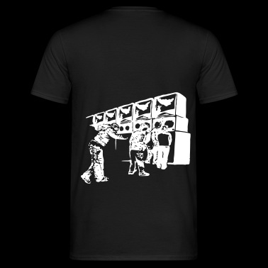 Soundsystem 23 - Men's T-Shirt