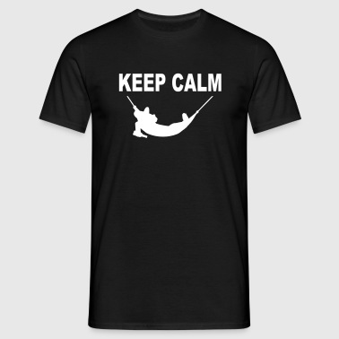 keep calm  - Männer T-Shirt