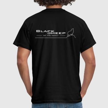 Black sheep of the family - Männer T-Shirt