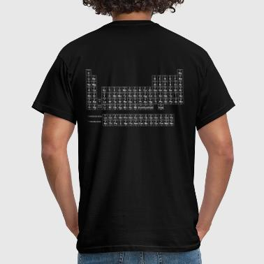periodic_table_of_elements1 - T-shirt Homme