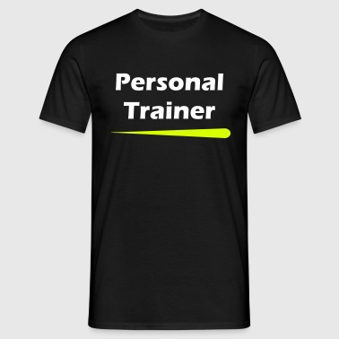 Personal Trainer - Men's T-Shirt