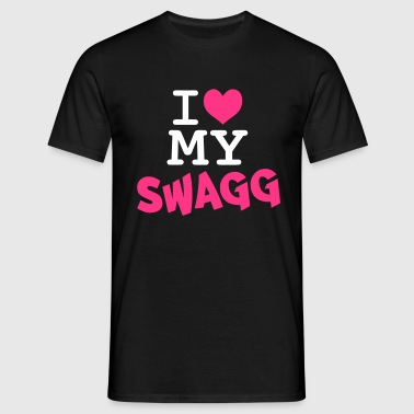 I love my swagg - T-shirt Homme