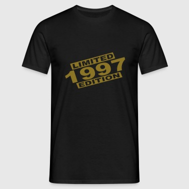 year 1997 limited edition - Men's T-Shirt