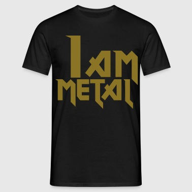 metal - Men's T-Shirt
