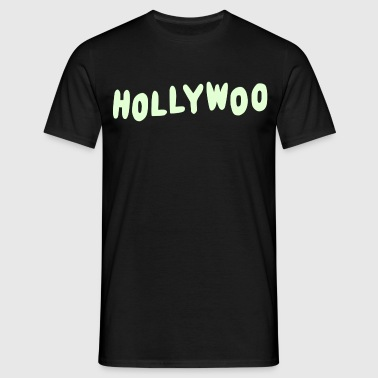 hollywoo 2 - Men's T-Shirt