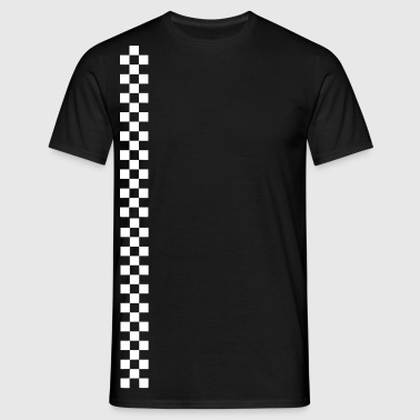 racing stripes - Men's T-Shirt