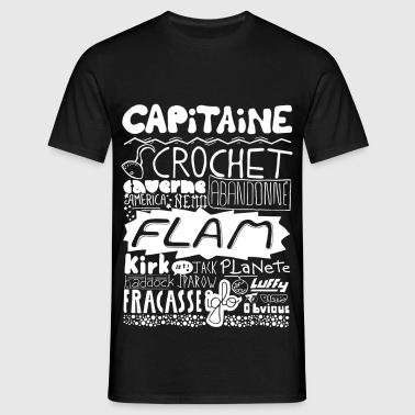 capitaine-blanc Tee shirts - T-shirt Homme