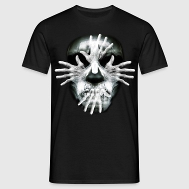 Hands of Death - Männer T-Shirt