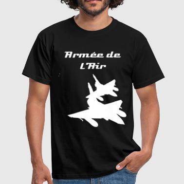 mirage 2000 armée de l'air - T-shirt Homme