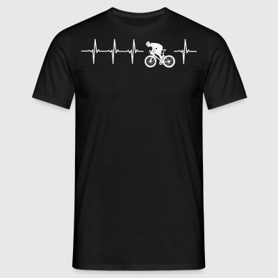 I Love Cycling Gift Idea - Order Here - Men's T-Shirt