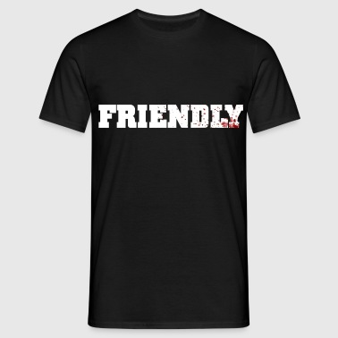 Friendly Friendly - T-shirt Homme