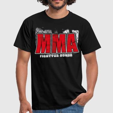 mma fight - T-shirt Homme