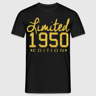 Limited 1950 Edition - Men's T-Shirt