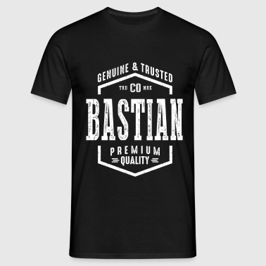 Bastian  Name - Men's T-Shirt