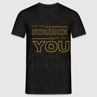 Source - Men's T-Shirt
