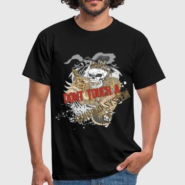 Dont Touch - Männer T-Shirt