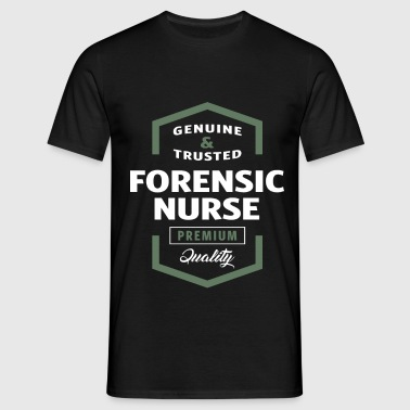 Forensic Nurse - Men's T-Shirt