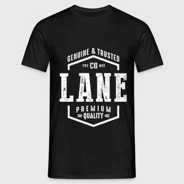 Lane Name - Men's T-Shirt