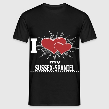 SUSSEX-SPANIEL - Männer T-Shirt