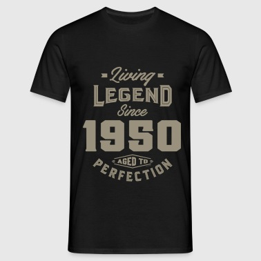 Living Legend Since 1950 - Men's T-Shirt