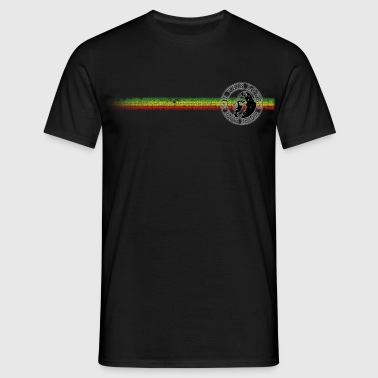 is this love roots reggae - T-shirt Homme