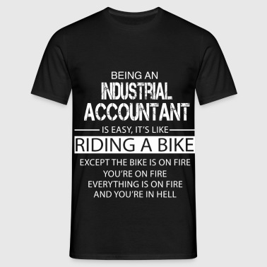 Industrial Accountant - Men's T-Shirt