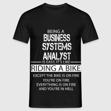 Business Systems Analyst - Men's T-Shirt
