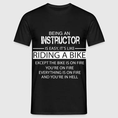 Instructor - Men's T-Shirt