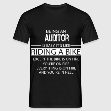 Auditor - Men's T-Shirt