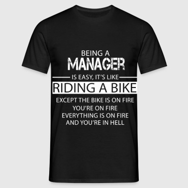 Manager - Men's T-Shirt