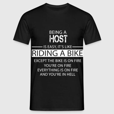 Host - Men's T-Shirt