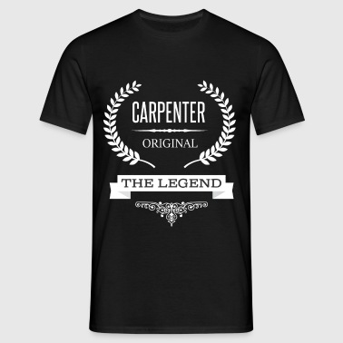 Carpenter - Men's T-Shirt