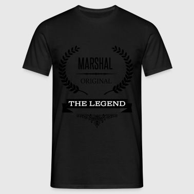 Marshal - Men's T-Shirt