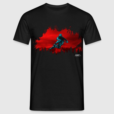 Red storm - T-shirt Homme