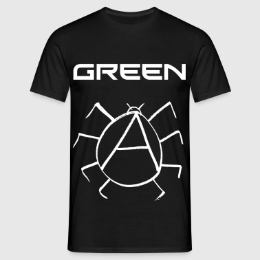 Vert Anarchy Beetle - T-shirt Homme