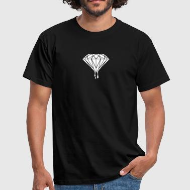 diamond - Herre-T-shirt