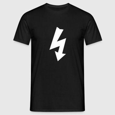 Electrical Symbol - Men's T-Shirt