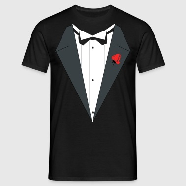 Tuxedo costume complet - T-shirt Homme
