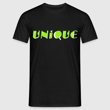 Unique - Männer T-Shirt