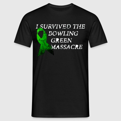 I Survived The Bowling Green Massacre - Men's T-Shirt