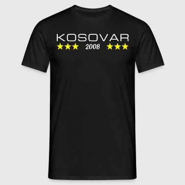 KOSOVAR 2008 - Men's T-Shirt