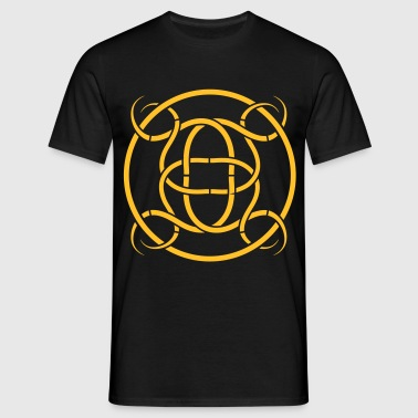 celtic tattoo design - Men's T-Shirt