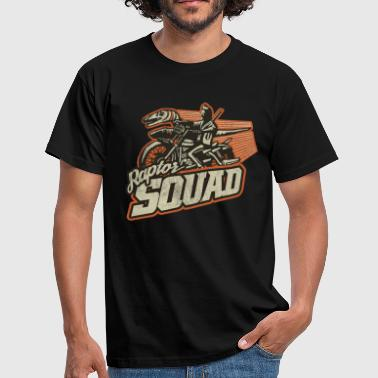 Raptor Squad - Men's T-Shirt