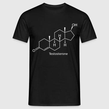 Testosterone - T-shirt herr